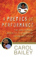 A Poetics of Performance
