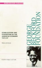 Stabilization and Stagnation in the Jamaican Economy 1972-97